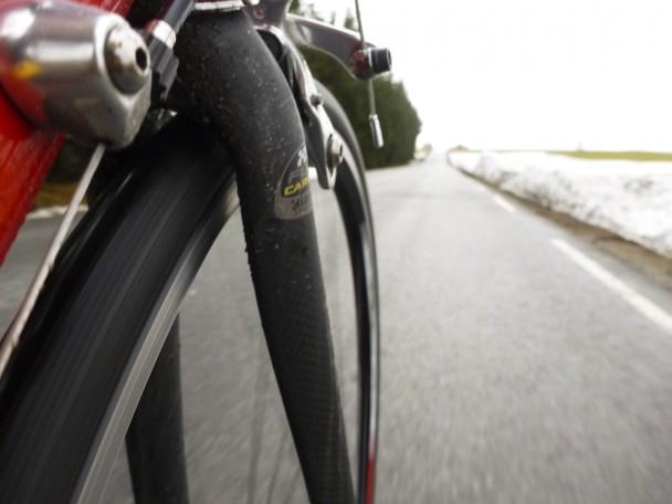 Eeeendlich wieder Rennrad