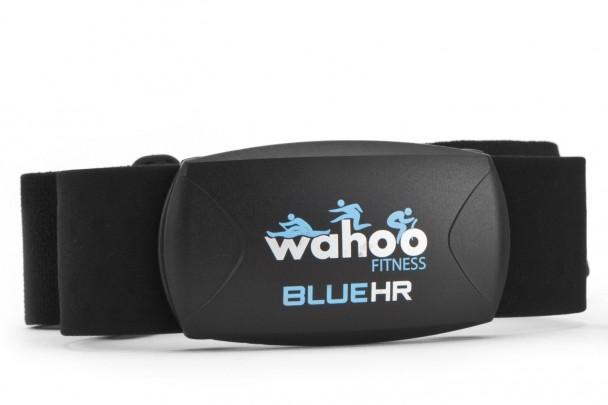 Wahoo Fitness Bluetooth 4.0 Herzfrequenzgurt Blue HR