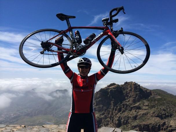 Auf dem Dach Gran Canarias: dem Pico de las Nieves